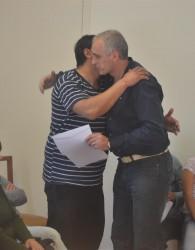 Popovich adjudicó pensiones