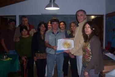 Reunión en el Belgrano