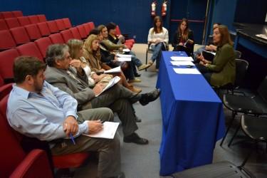Conformación de la Mesa Local Contra la Violencia Familiar