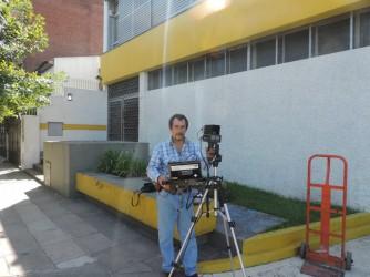 Capacitación para utilización de cinemómetros móviles