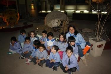 El jardín 906 de Madariaga visitó el Museo Tuyu Mapu