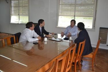 Reunión con el Consejo Provincial de Emergencia