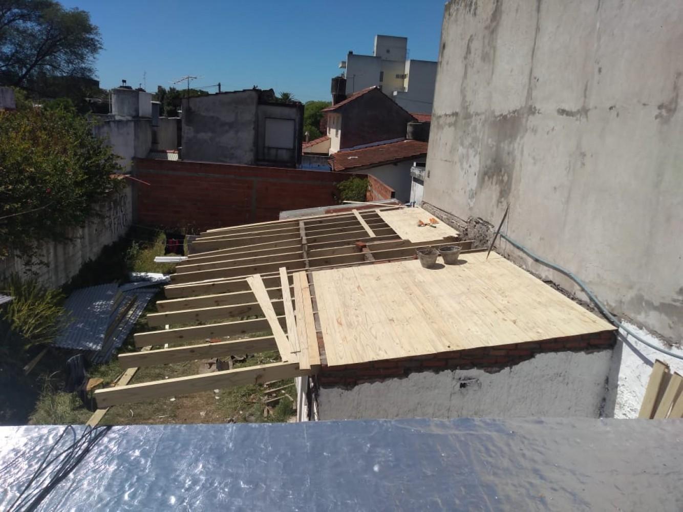 Ejecutan obras en la residencia estudiantil de Mar Del Plata