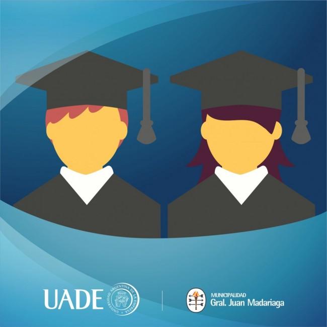 Abrieron la inscripción para las becas de UADE 2017