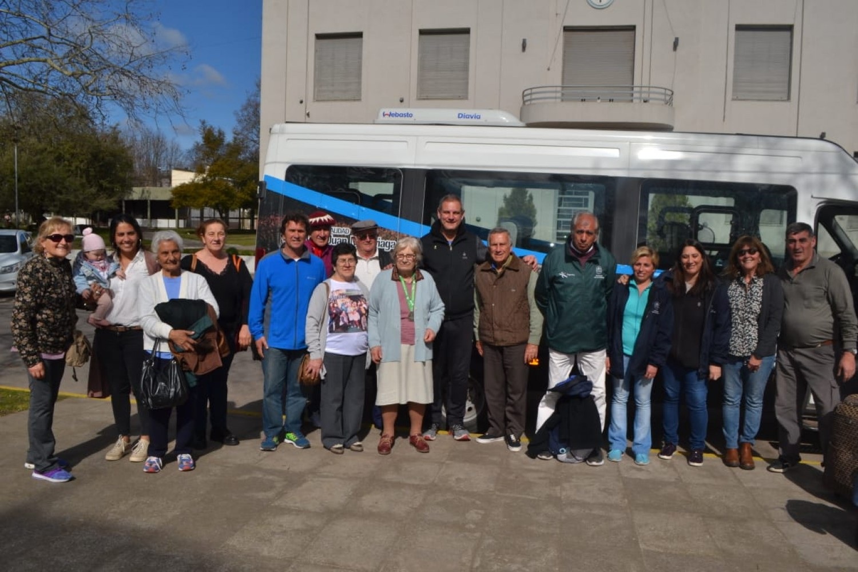 Regresó a Madariaga la delegación de Adultos Mayores que participaron de los Torneos Bonaerenses