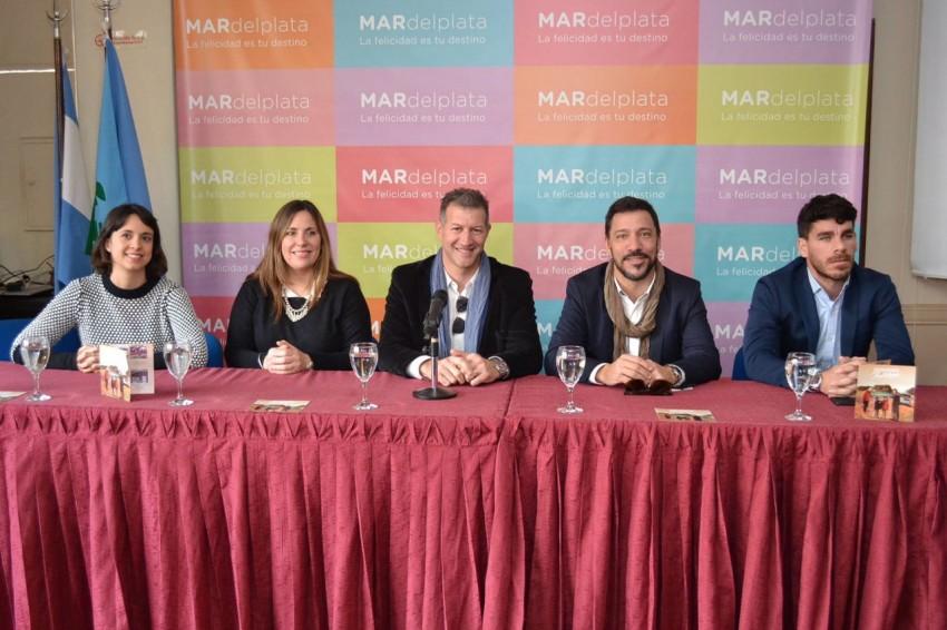 """La propuesta """"Caminos del Tuyú"""" fue relanzada en Mar del Plata"""