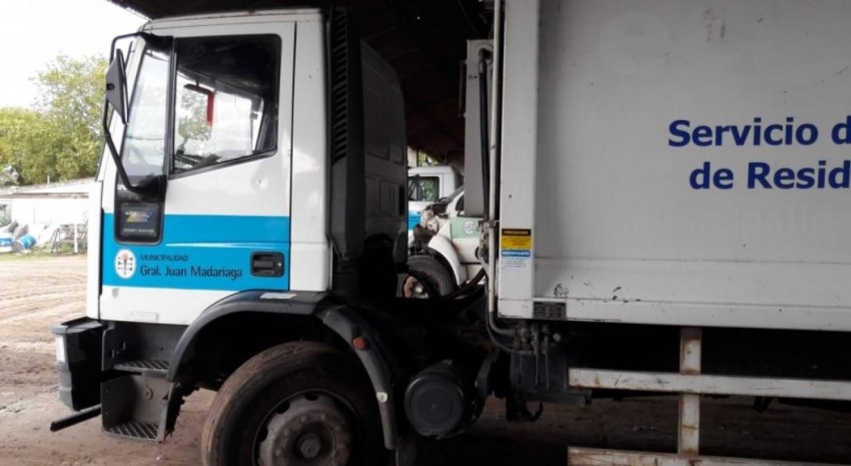 camion residuos