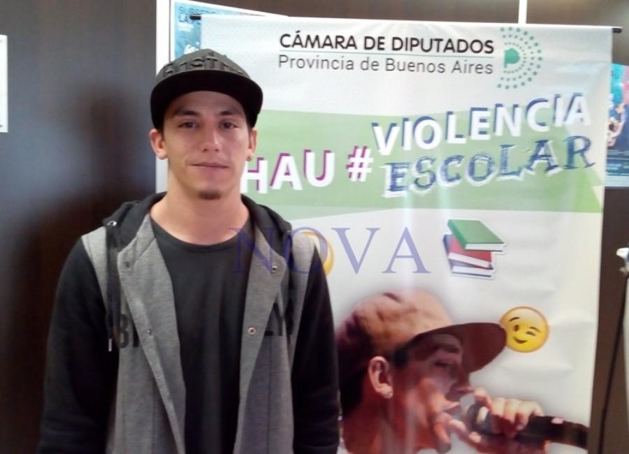 Hoy charla de grooming, bullyng y la intervención de Matías Carrica
