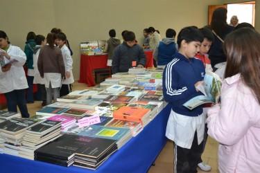 Apertura de la Feria del Libro