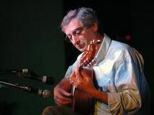 Juan Falú en Madariaga