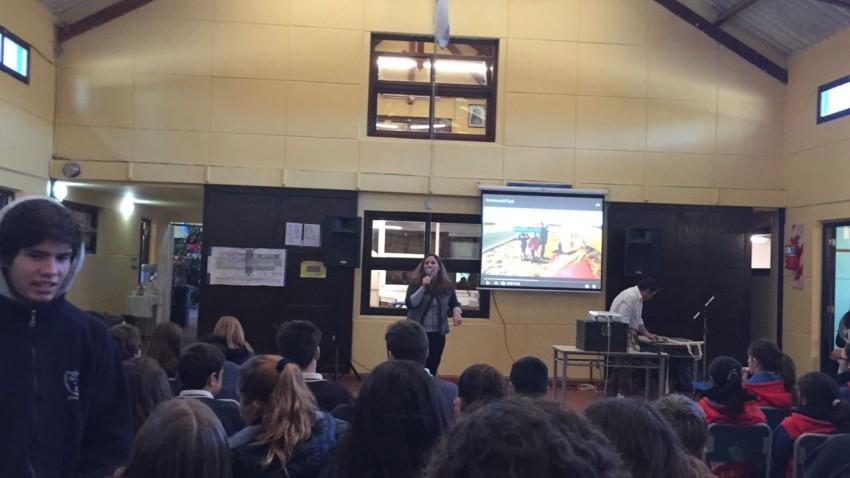 Melisa Suarez disertó en el primer Congreso de Turismo de Pinamar