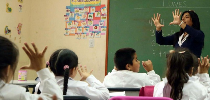 docentes aulas