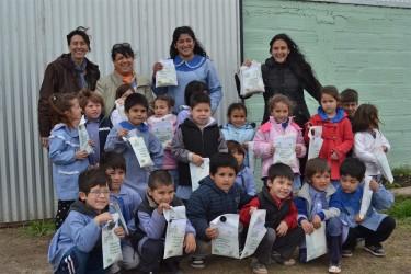 Alumnos del Jardín 902 visitaron la planta de clasificación de residuos