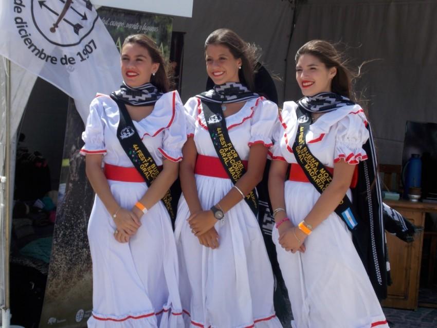 Fiesta nacional del gaucho - Madariaga - Flor del Pago Celina Salvarezza