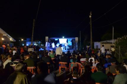 Folclore en los Barrios brilló en el Belgrano