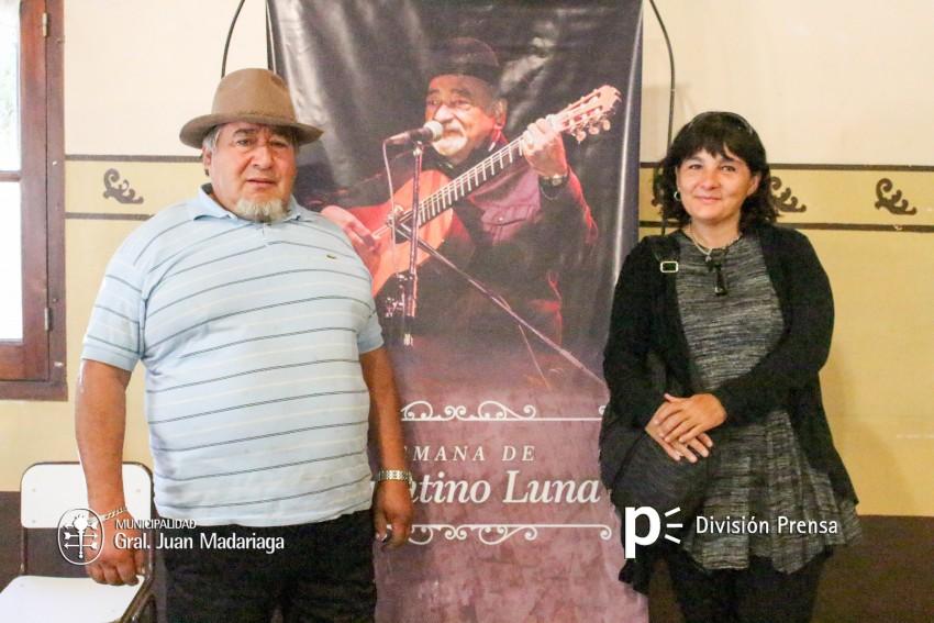 Semana Argentino Luna: Se realizó el acto en la Escuela Nº 3