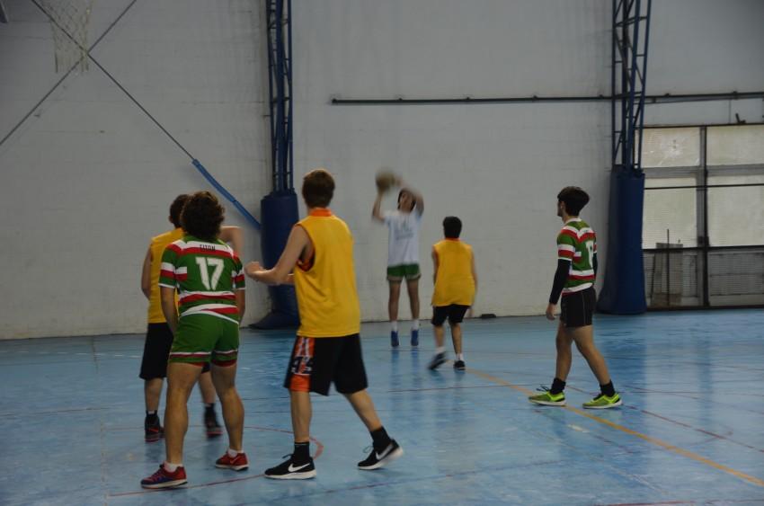 Jóvenes de Corrientes visitaron Madariaga y disputaron partidos amisto