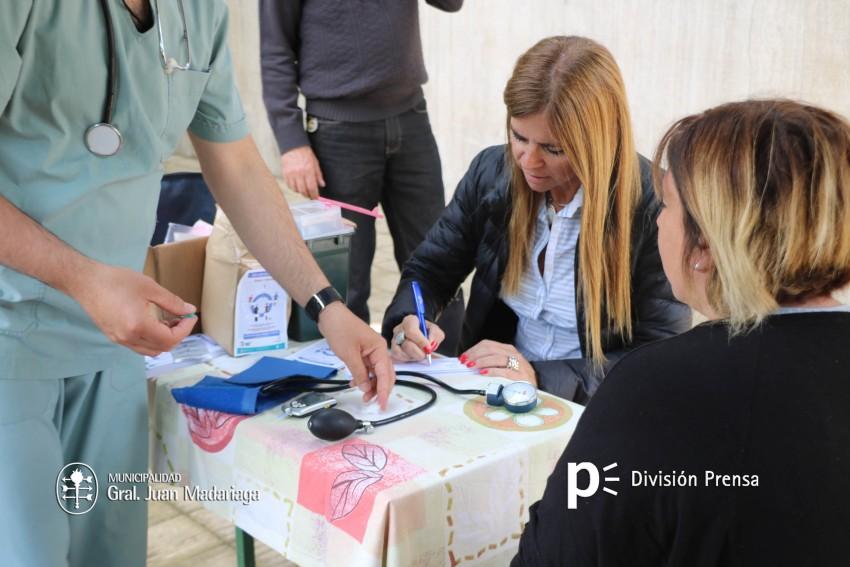 El municipio realizó una campaña de concientización en la vía pública