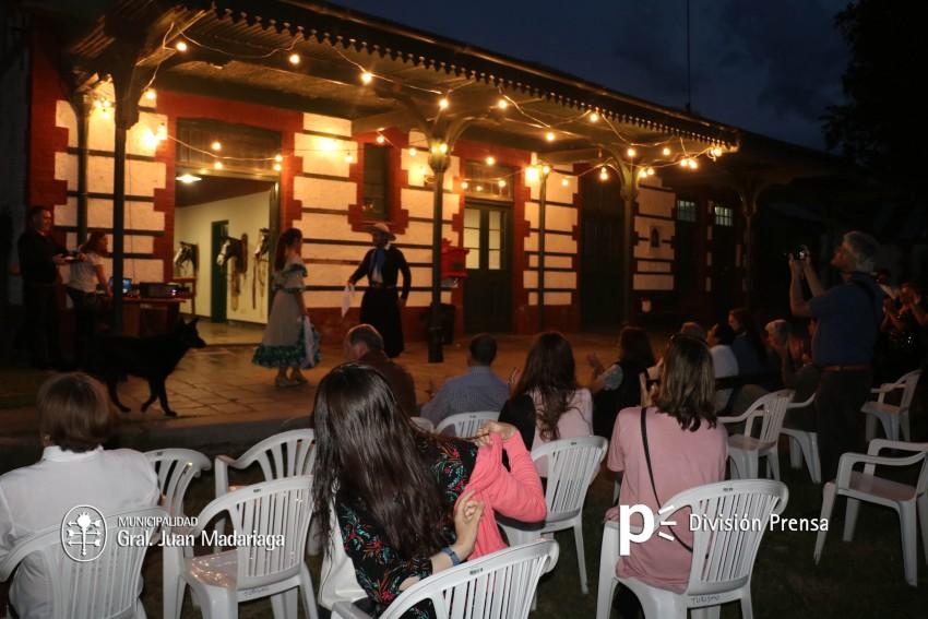 Continúan los festejos por los 110 años de Madariaga