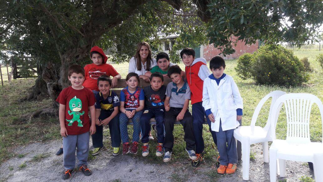 La Escuela de fútbol infantil del paraje Macedo cerró su primer año de