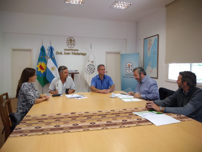 Renovaron el convenio de colaboración para facilitar créditos en Madar