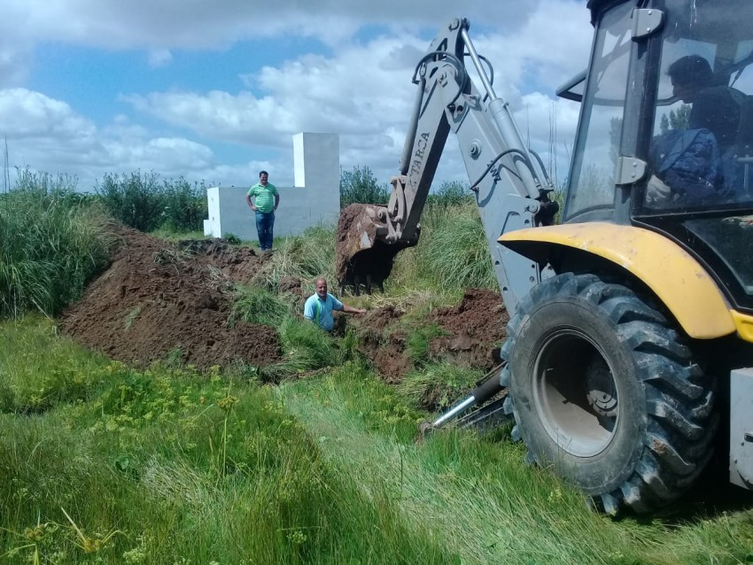 ABSA ya trabaja en la instalación de los 4 nuevos pozos de agua