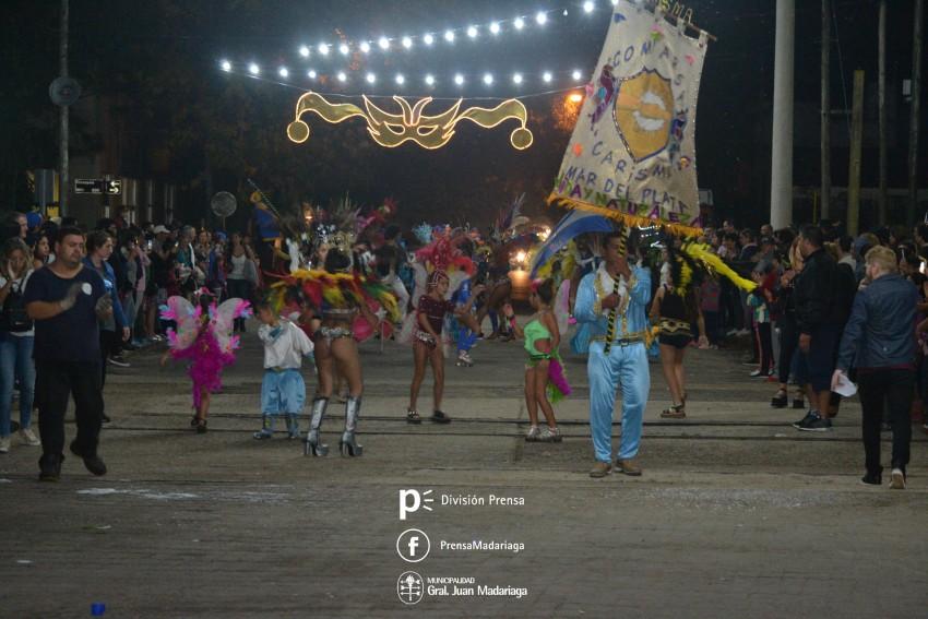 Culminaron con éxito los Carnavales Populares