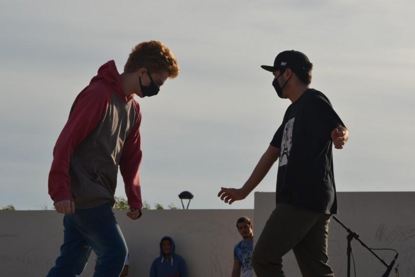 Matías Carrica se presentó en el cierre de Urban Fest