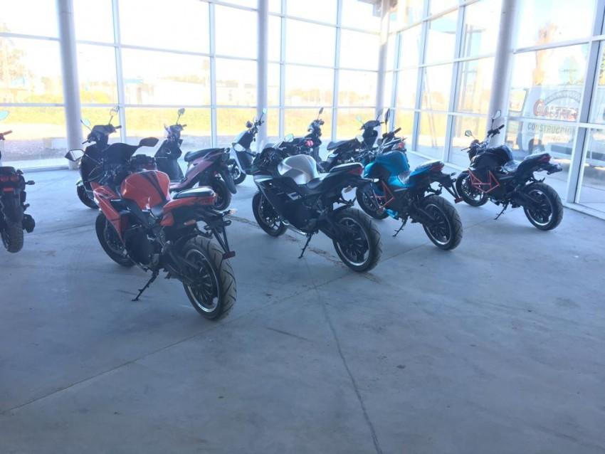 Instalarán en Madariaga la primera fábrica del país de vehículos 100 %