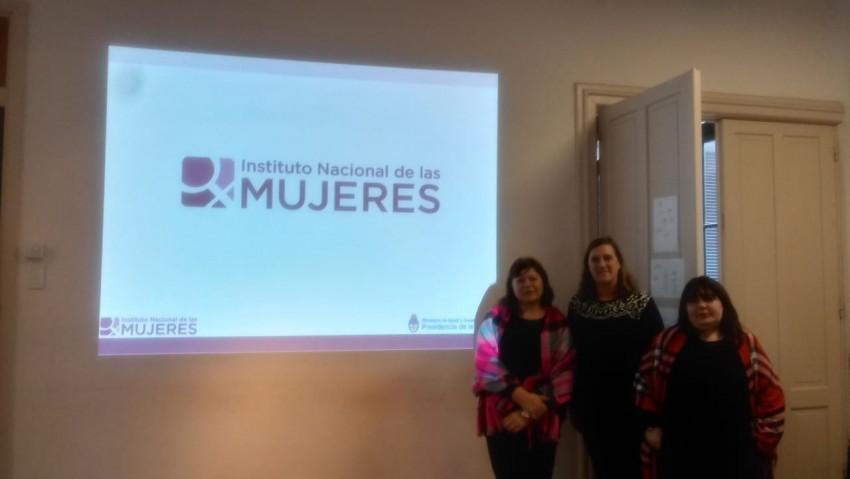 Representantes de Desarrollo Social participaron de una jornada region