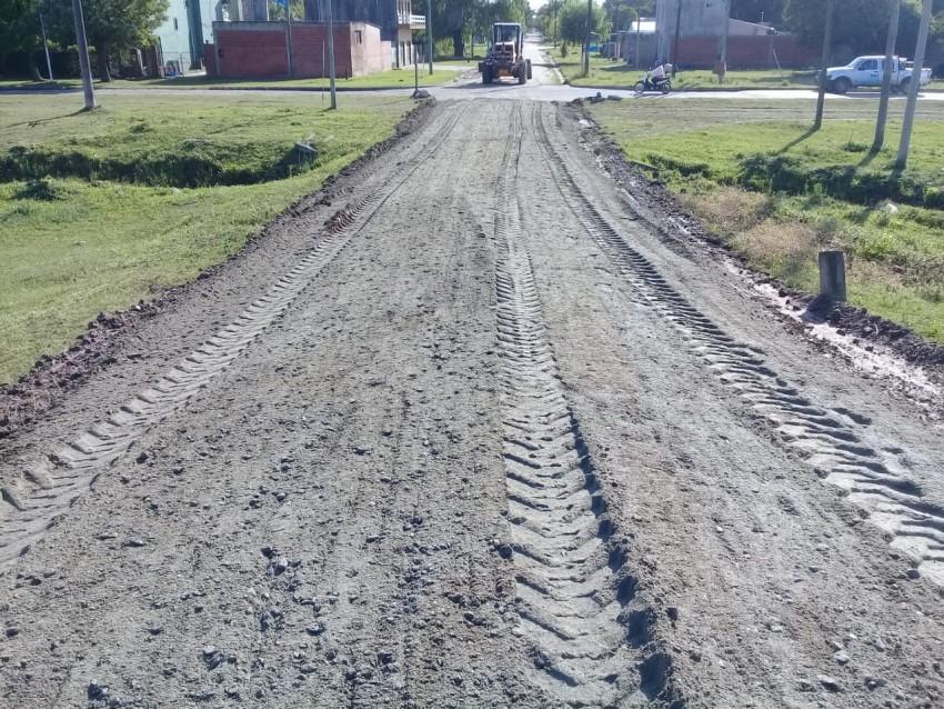 Abrieron dos nuevas calles en el paso nivel