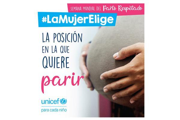 El programa Madres de Hierro celebra la semana del parto respetado