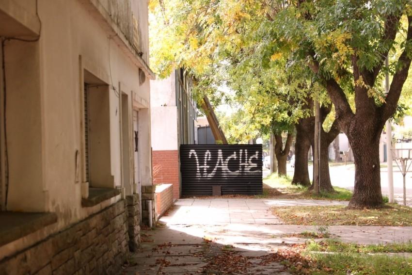 Nuevos actos de vandalismo en la ciudad