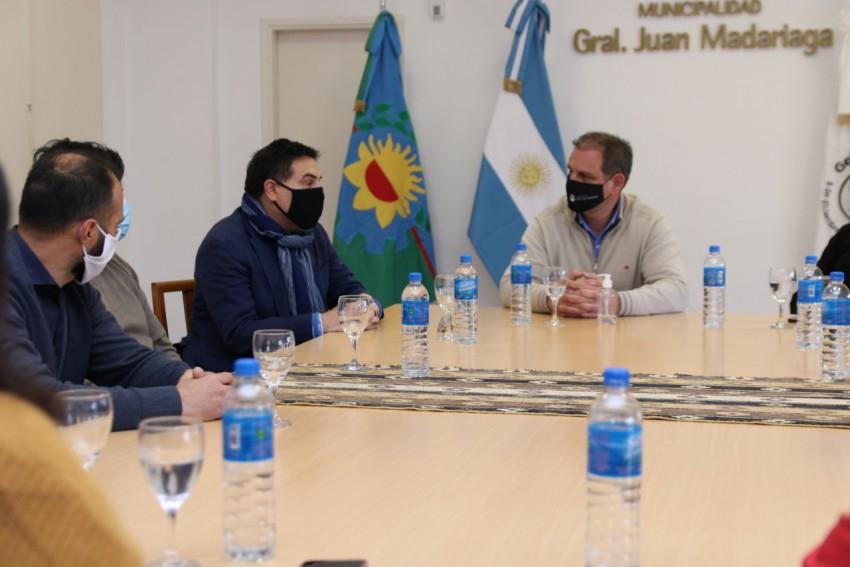 Fue altamente positiva la reunión entre la Municipalidad, autoridades