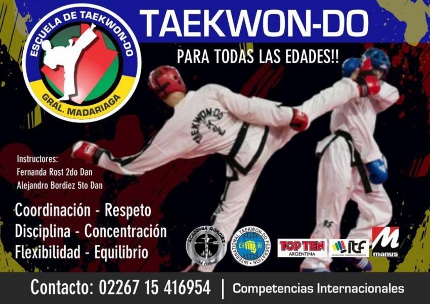 Taekwondo para todas las edades