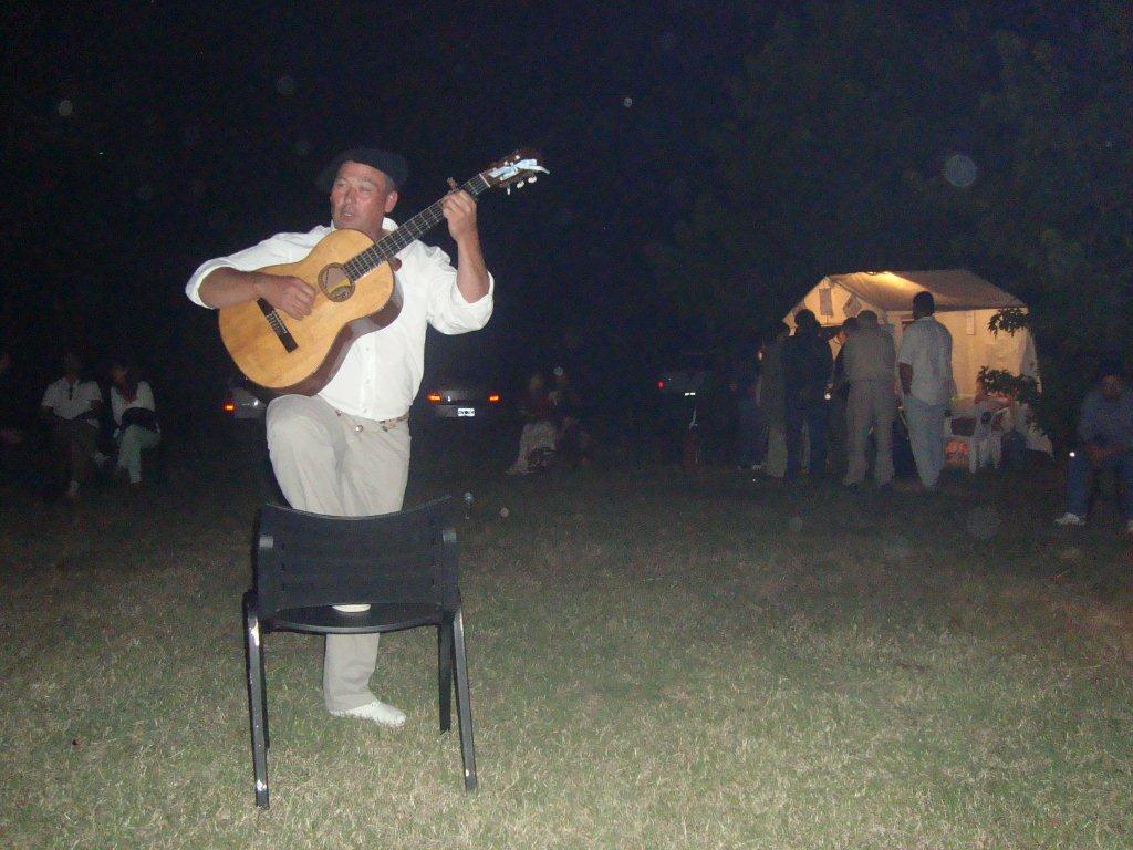 El fuego sagrado de la música y las esculturas