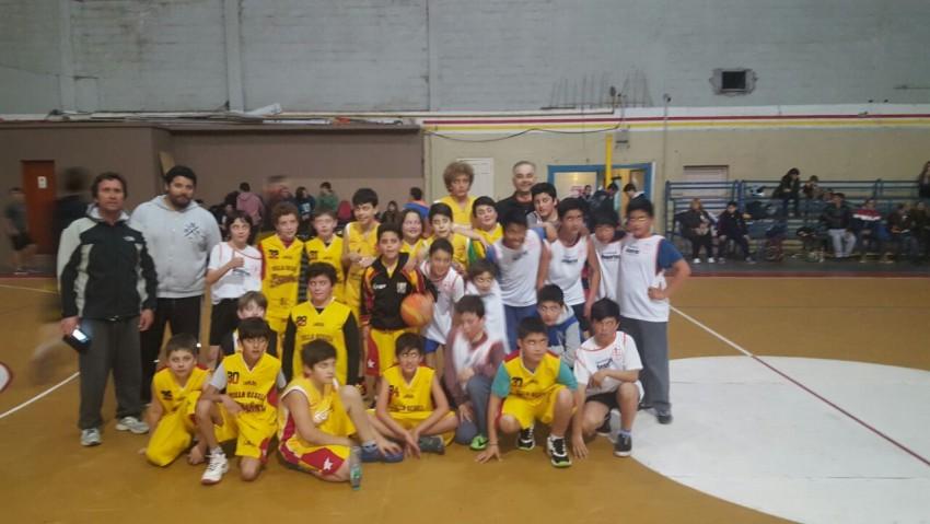 Iniciaron con éxito las clases gratuitas de gimnasia infantil