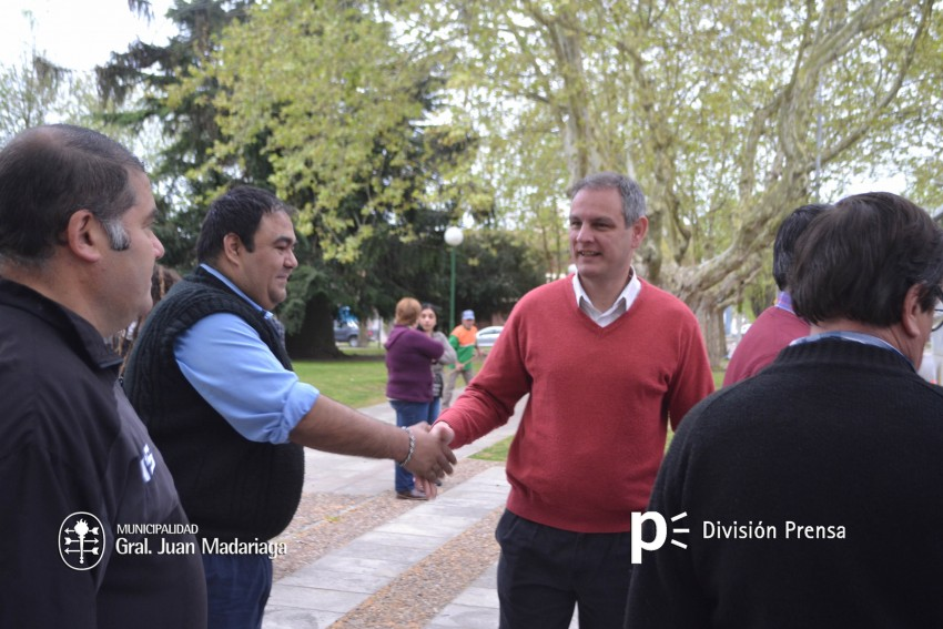 La delegación madariaguense ya vive la final en Mar del Plata
