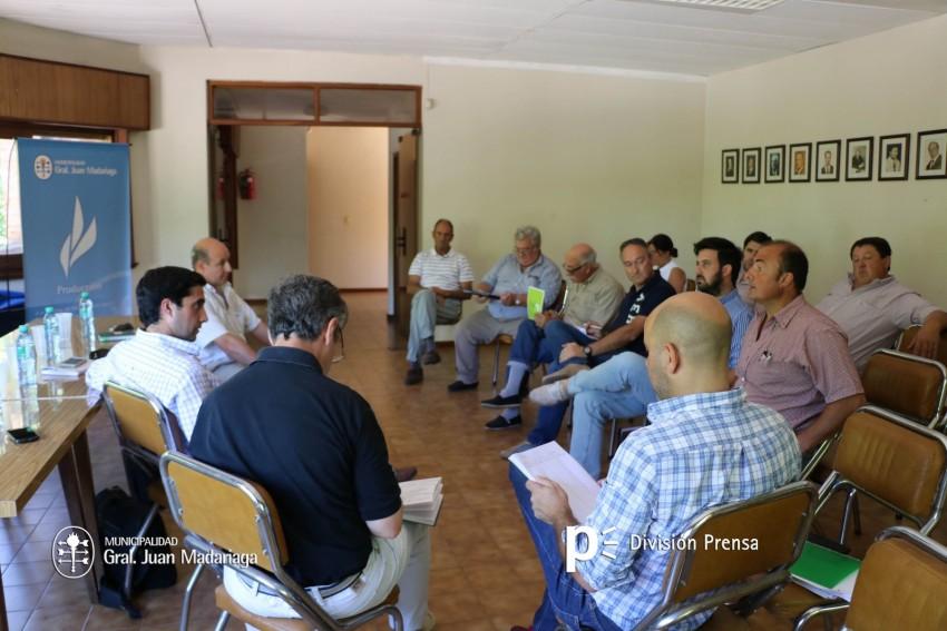 Especialistas brindaron una charla sobre el control de plagas
