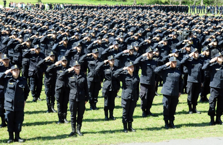 Comienza la inscripción para incorporarse a la Policía Bonaerense