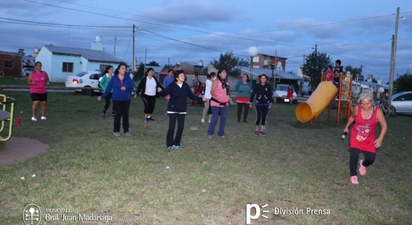 Manana Habra Juegos Recreativos Para Chicos Y Clases De Zumba Para