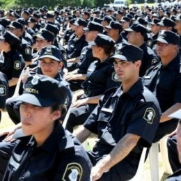 Formaci�n Policial