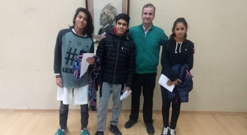 Juegos Bonaerenses: Ya hay dos madariaguenses en la final