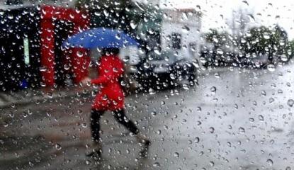 Alerta Meteorológica por lluvias y tormentas