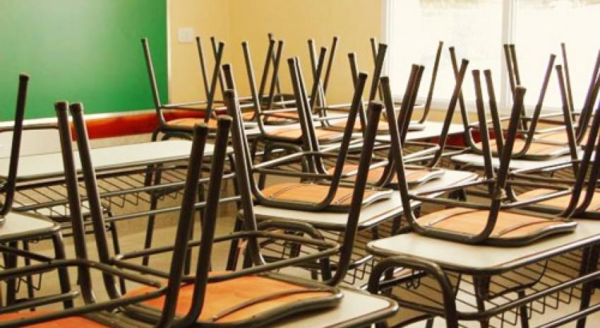aulas clases suspendidas