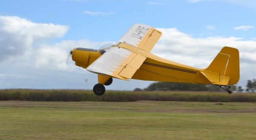 El aeroclub festeja su 61 aniversario