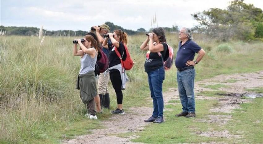 Realizarán un nuevo recorrido de interpretación y avistaje de aves