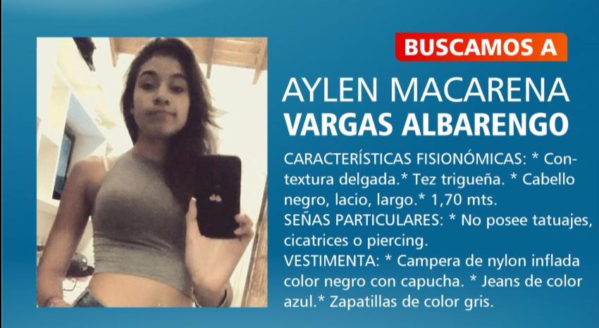 Aylen M Albarengo