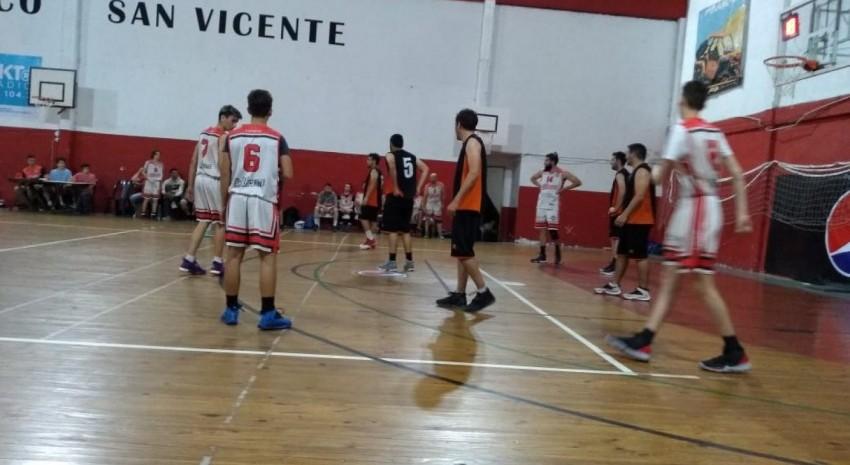 Básquet: Municipal Madariaga se impuso por  67 a 50 ante San Vicente