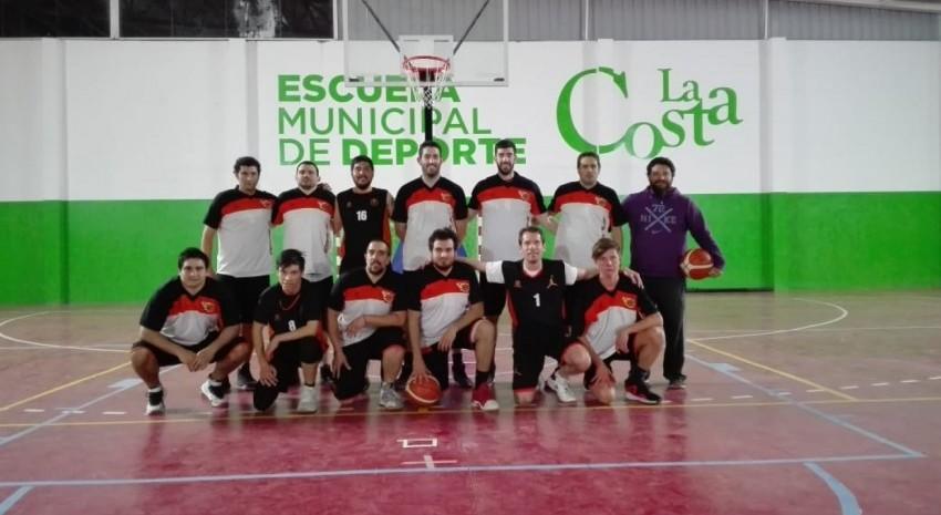 Básquet: Nuevo triunfo del equipo Municipal Madariaga